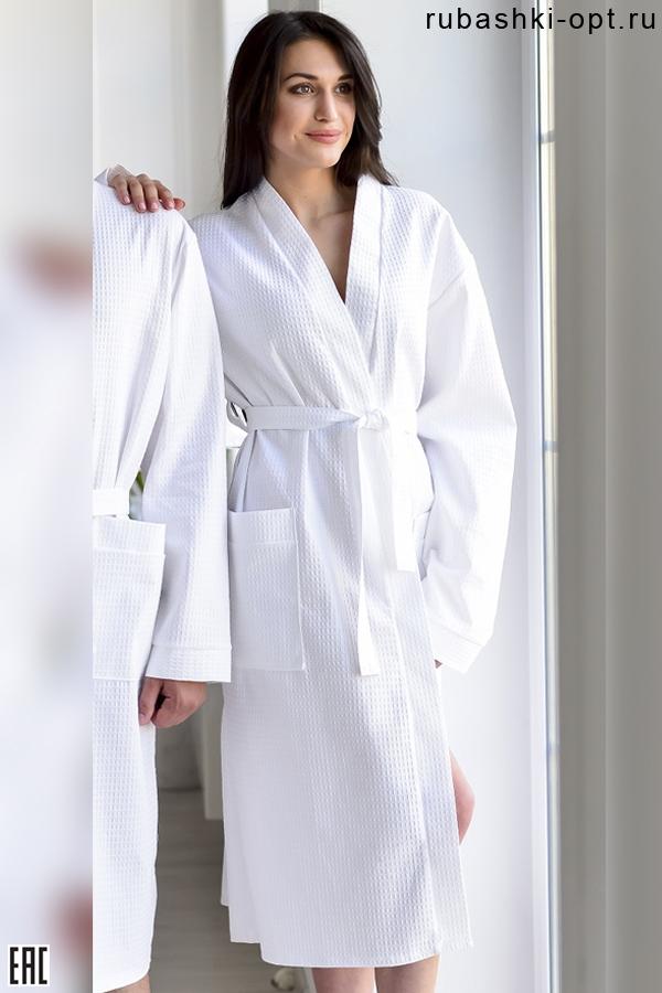 Женские халаты оптом