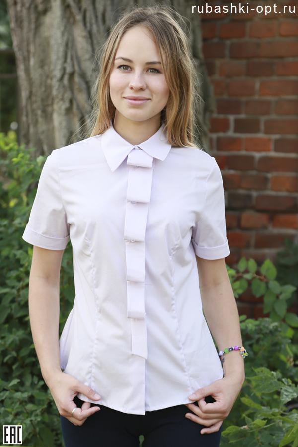 eb545980bf4 Рубашка женская гладкокрашенная
