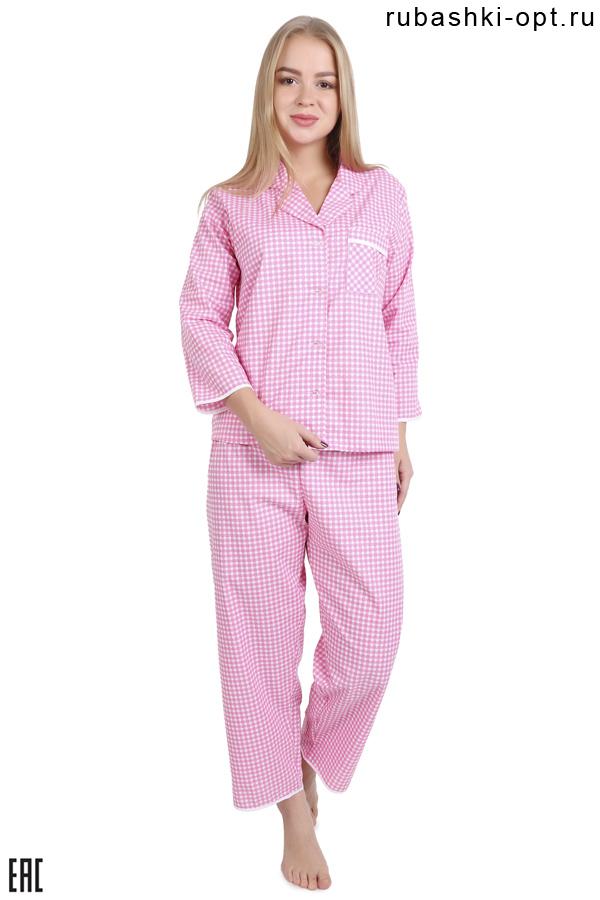 Пижама женская (хлопок 100%)