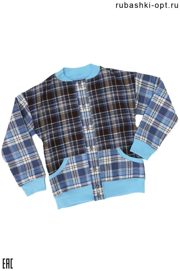 Рубашка-толстовка детская, подростковая, модель 04