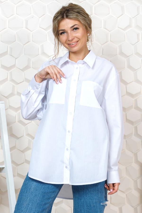 рубашка оверсайз женская undefined